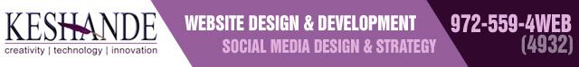 Web Design   Web Application Development   Web Hosting   KESHANDE Technology