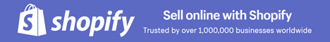 Shopify | Sell online with Shopify! | Trusted by over 1,000,000 businesses worldwide.
