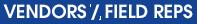 VENDORS / FIELD REPS | PropertyTransactor.com